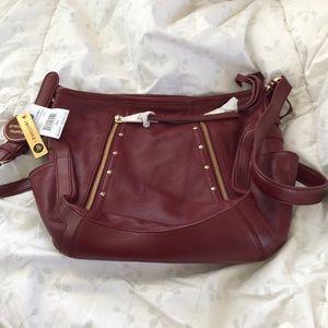 Linea Pelle leather purse